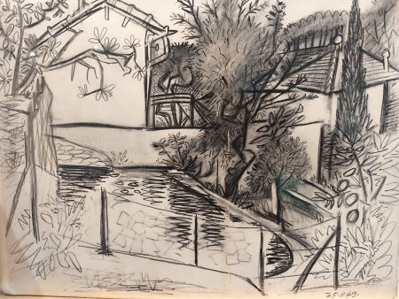 Libro Illustrato Picasso - À Vallauris