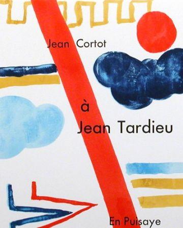 Libro Illustrato Cortot - à Jean Tardieu,