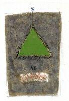 Incisione Coignard - 1051 Triangle