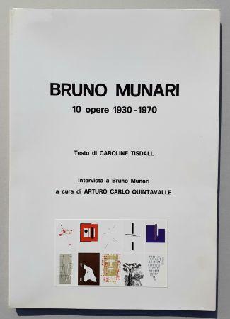 Serigrafia Munari - 10 opere 1930-70