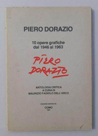 Serigrafia Dorazio - 10 opere grafiche dal 1946 al 1963 (Cartella completa)