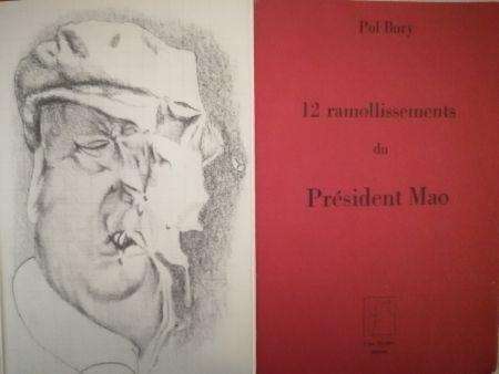 Libro Illustrato Bury - 12 ramollissements du Président Mao