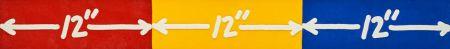 Acquaforte Bochner - 12'' x 3''