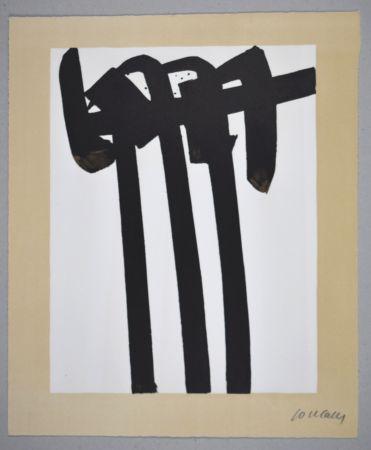 Litografia Soulages - 14 500 €