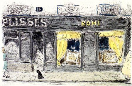 Litografia Cascella - 15 Rue de Seine-Paris