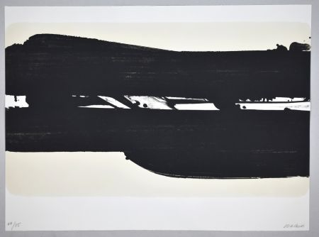 Litografia Soulages - 18 000 €