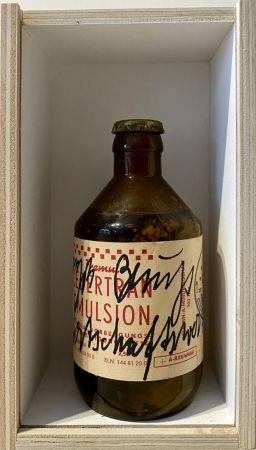 Non Tecnico Beuys - 1 Wirtschaftswerte / Lebertran emulsion