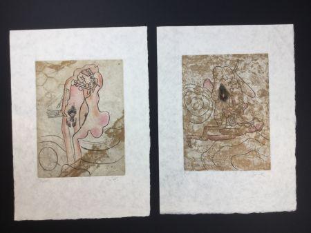 Acquaforte E Acquatinta Matta - 2 artworks from FMR folder