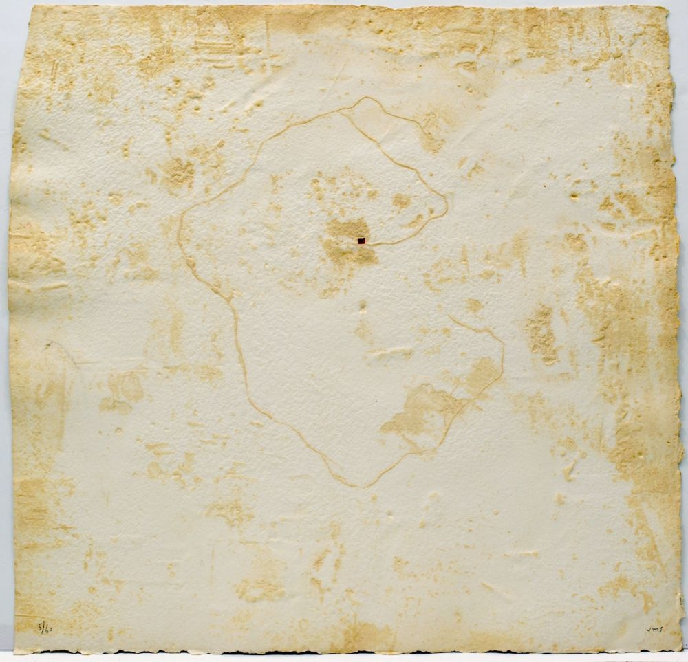 Acquaforte Sicilia - 30.01.89 (Muro de Berlin)