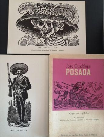 Libro Illustrato Posada - 50 aniversario de su muerte