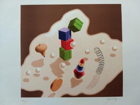 Litografia Vasarely - 56/200
