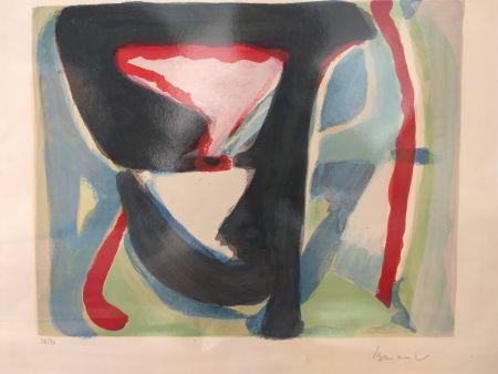 Litografia Van Velde - 57/90