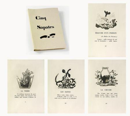 Libro Illustrato Braque - 5 sapates