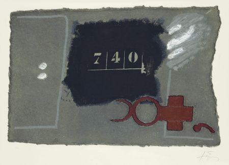 Acquaforte Tàpies - 740