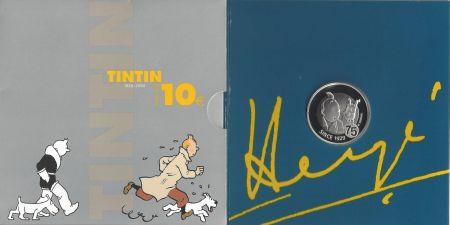 Multiplo Rémi - 75ème anniversaire de Tintin (Monnaie Royale de Belgique)