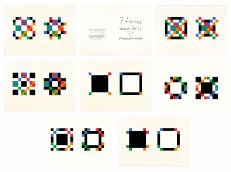 Serigrafia Bill - 7 twins - Complete portfolio
