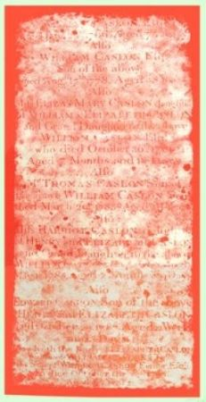 Litografia Myles - A History Of Type Design /william Caslon, 1692-1766 (London, England)