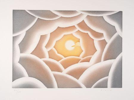 Acquaforte E Acquatinta Folon - A propos de la lumière
