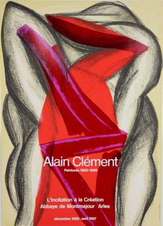 Manifesti Clement - Abbaye de Montmajour Arles