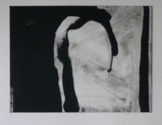 Acquaforte E Acquatinta Bird - Abstract 1