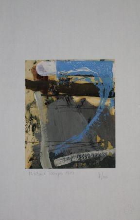 Non Tecnico Toenges - Abstract composition