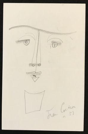 Non Tecnico Cocteau - Abstract Face