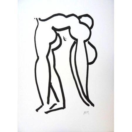 Litografia Matisse - Acrobate