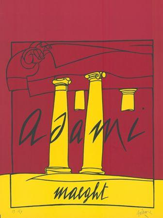 Litografia Adami - Adami /  Maeght