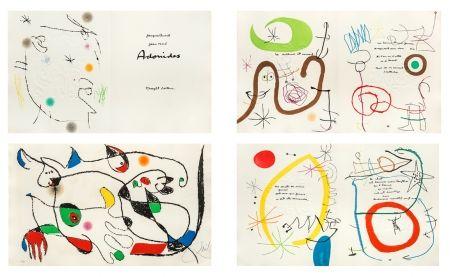 Libro Illustrato Miró - Adonides