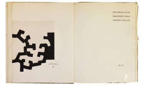 Libro Illustrato Chillida - Adoracion