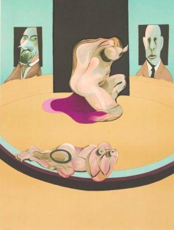 Litografia Bacon - Affiche pour  le Metropolitan Museum of Art, Ny