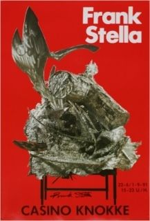 Manifesti Stella - Affiche signée expo Knokke