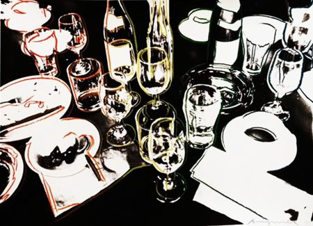 Serigrafia Warhol - After The Party