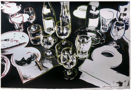 Serigrafia Warhol - After The Party Fs Ii.183
