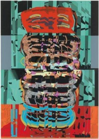 Litografia Gordillo - A.l. Galeria Joan Prats