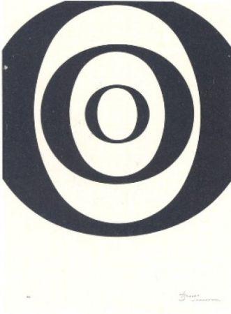 Litografia Brossa - A.L. Joan Prats