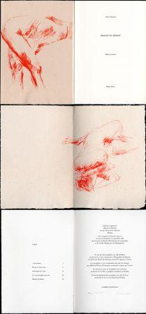 Libro Illustrato Garache - Alain Veinstein. ÉBAUCHE DU FÉMININ. Maeght 1981
