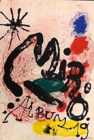 Litografia Miró - Album 19