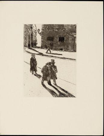 Libro Illustrato Valery - Album de Monsieur Teste par Paul Valéry. Avec des gravures de l'auteur.
