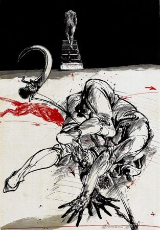 Litografia Velickovic - Album n°6 (I)