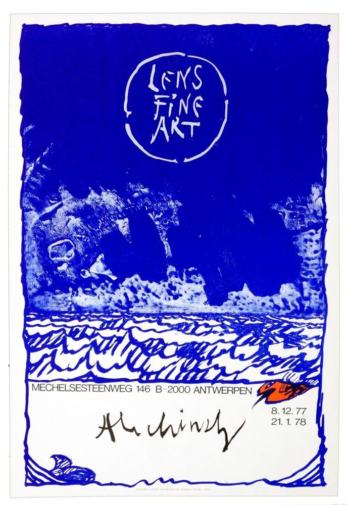 Manifesti Alechinsky - Alechinsky, 1977