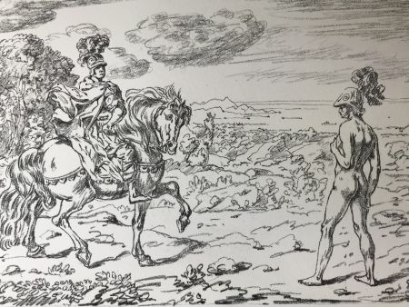 Litografia De Chirico - Alexandros