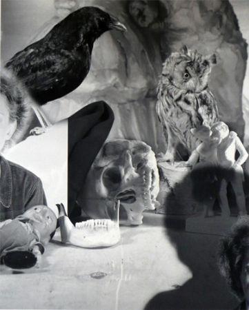 Multiplo Dine - American (b. 1935-) Nancy Looming