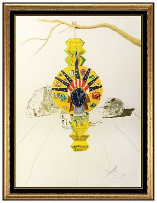Litografia Dali -