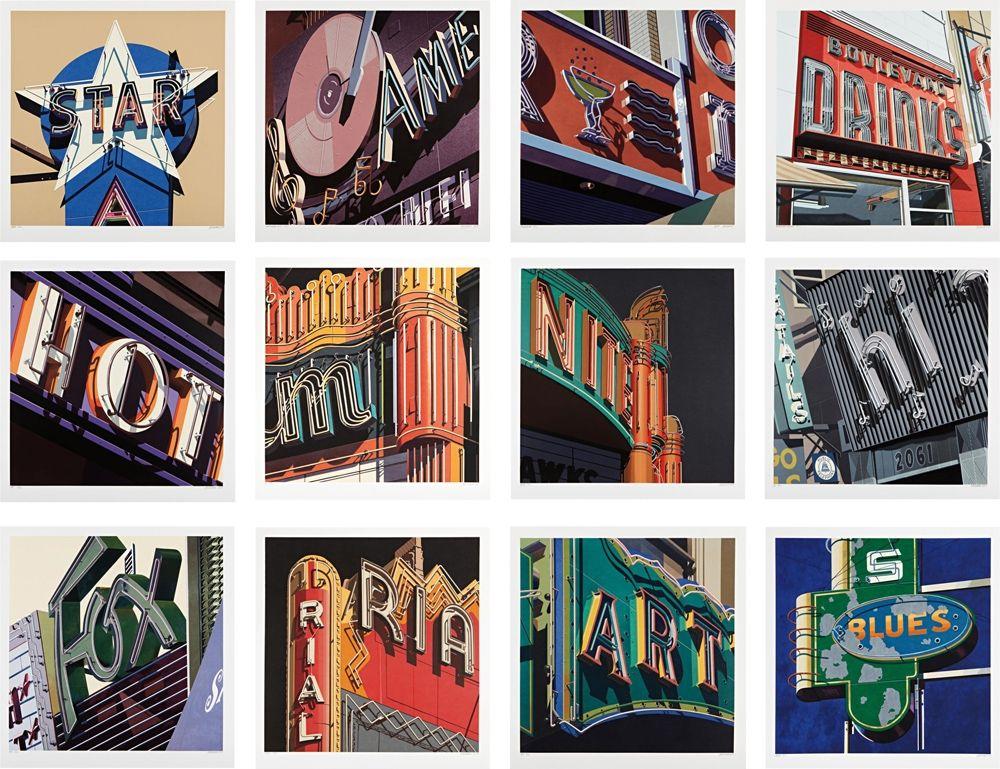 Serigrafia Cottingham - American Signs Portfolio