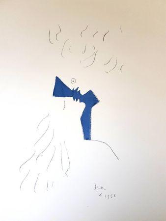 Litografia Cocteau - Amoureux
