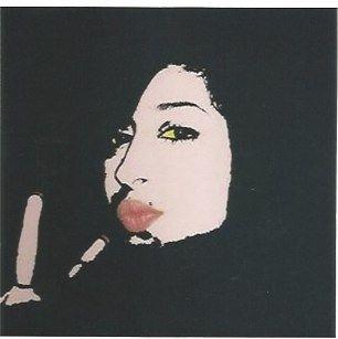 Serigrafia Fino Ford - Amy Winehouse