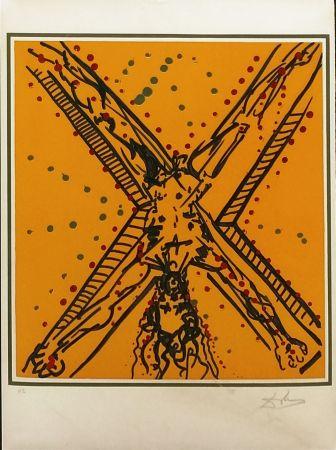 Litografia Dali - ANDREW (VISIONS OF CAMELOT)