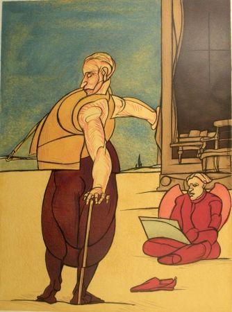 Litografia Adami - Angelus