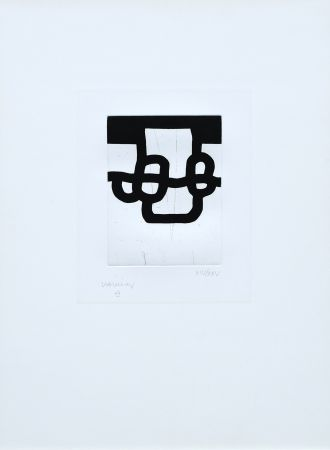 Acquaforte Chillida - Antzo